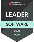 Influencer Marketing Hub Badge
